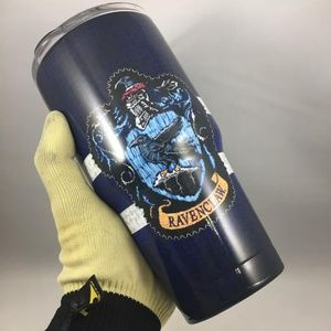 Ravenclaw Fully Wrapped Tumbler, Be Seen Designs